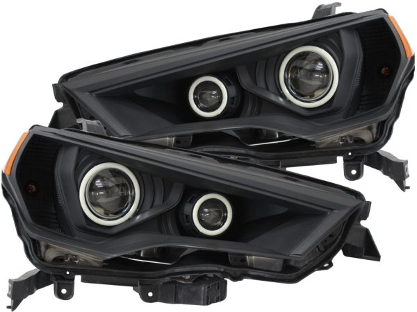 14-18 Toyota 4Runner LED Projector Headlights