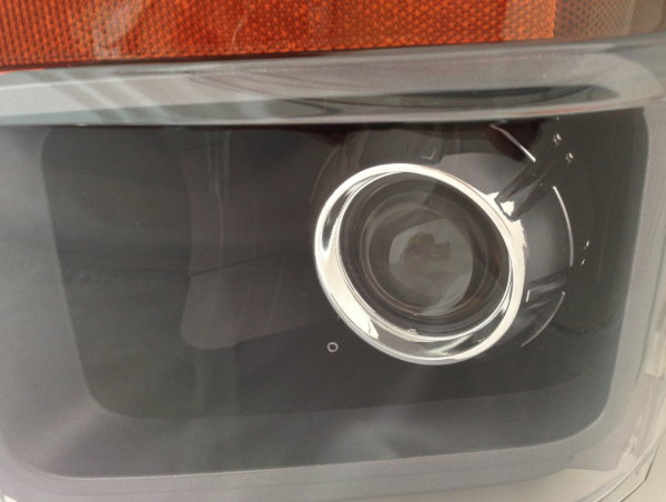 2008-2010 Ford F-250 Superduty Custom Retrofit Headlights