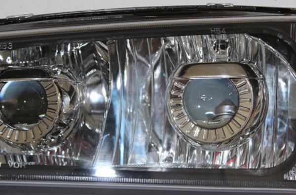 2003-2006 Chevrolet Silverado Retrofit HID Projector Headlights