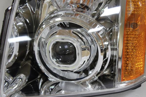 2007-2014 GMC Yukon XL 1500 2500 Denali HID Retrofit Headlights