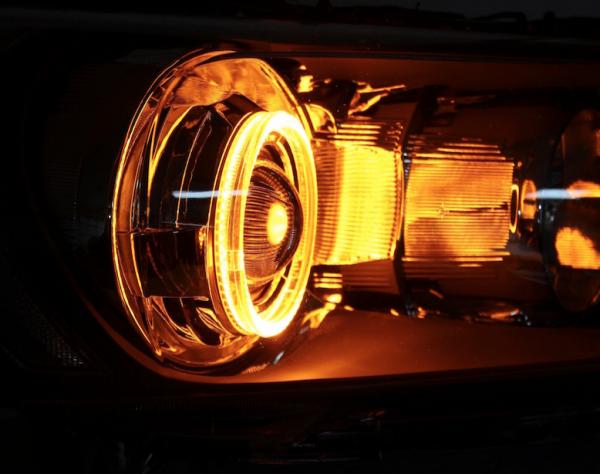 2008-2012 Honda Accord Sedan LED Retrofit Projector Headlights