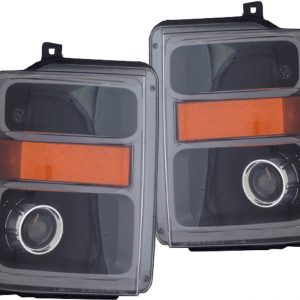 2008-2010 Ford F-250 Superduty Custom Retrofit Headlights