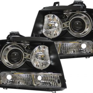 2007-2014 Chevrolet Tahoe Bi-Xenon HID Projector Lights