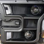 2015-2017 Ford F-150 Quad Matte Black Projector Headlights