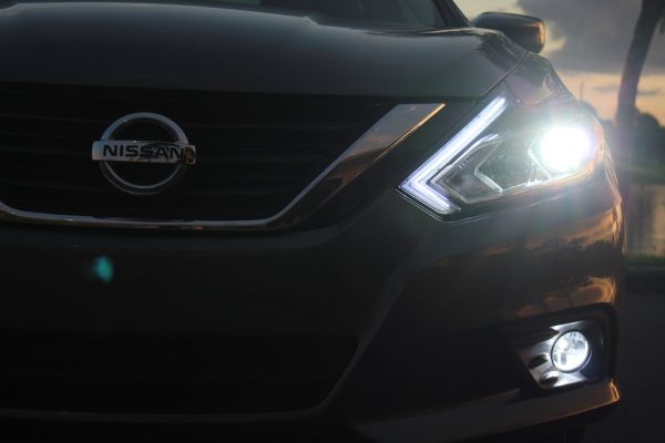 2016 altima led headlights