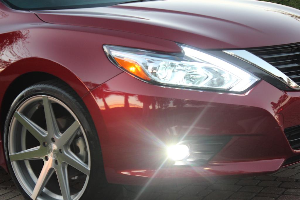Nissan Altima Custom Led Signature Headlights 2016 2019