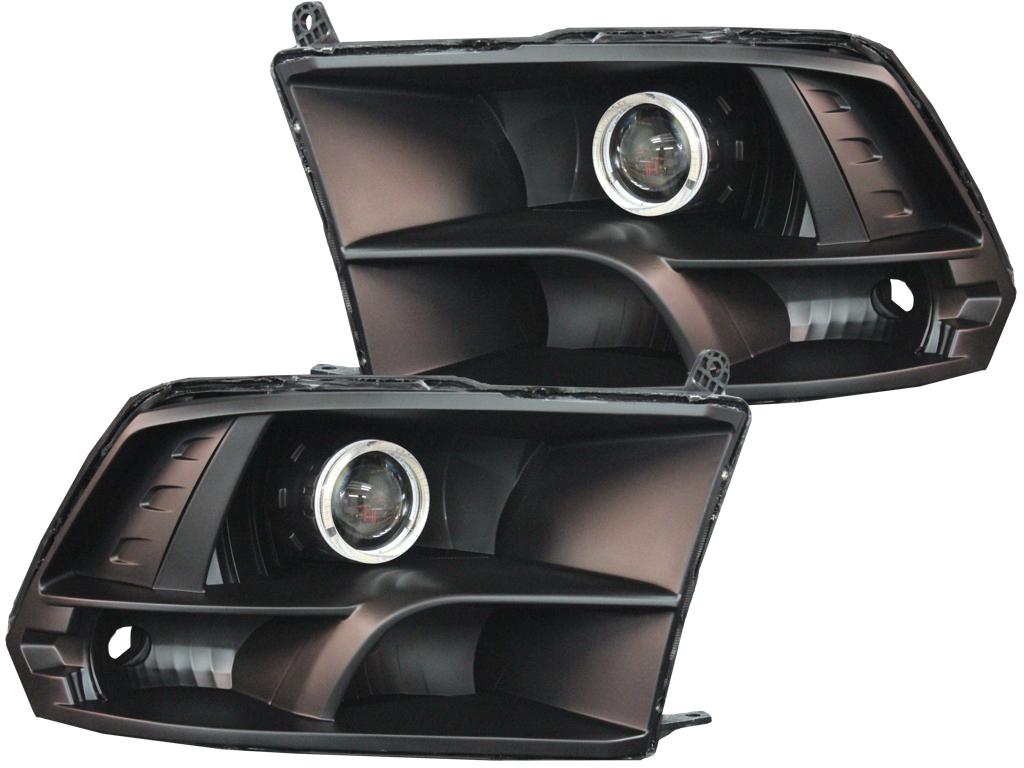 2012 Ram Headlights 2011 Dodge Ram 1500 Headlights