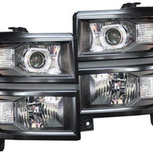 1500 black switchback led halo