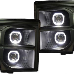 2011-2016 Ford Superduty F250 F350 LED Projector Headlights