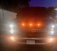 17-18 Ford F-250 Super Duty Quad Bi-Led Projector Headlights