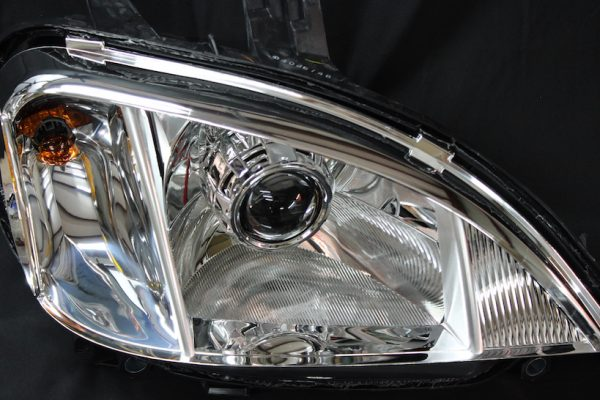 2002-2019 Freightliner M2 Projector Headlights