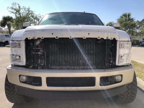 2008-2010 Ford F250 SuperDuty Customized Headlights