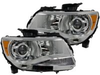 chevrolet colorado bright projector