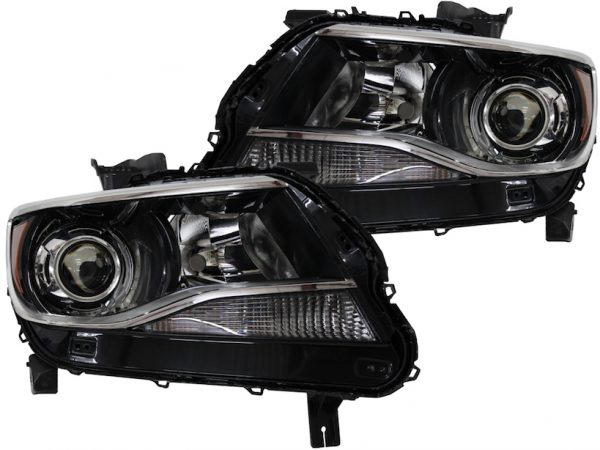 2015-2018 Chevrolet Colorado Projector Headlights