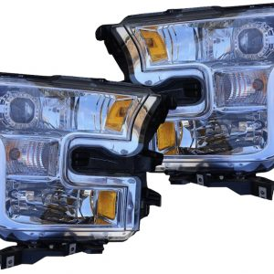 2015-2017 Ford F150 Projector Headlights