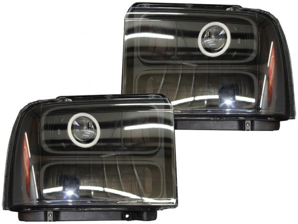 2005-2007 Ford F250 Projector Headlights