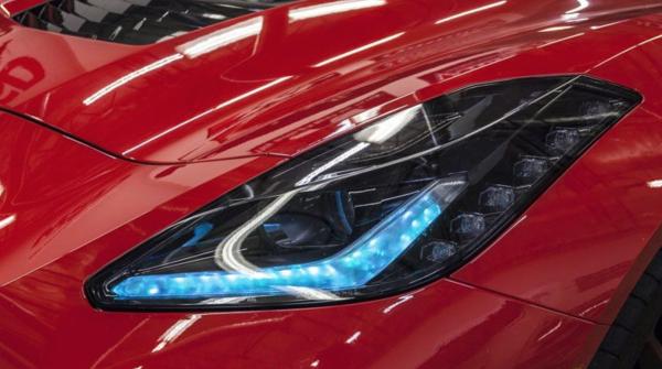 2014-2019 Chevrolet Corvette C7 Color Changing LED Headlights