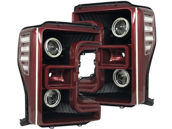 f250 f350 headlights