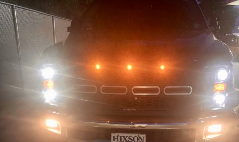 First ever LED Projector Retrofit on the 2017+ F250 Super Duty Headlights