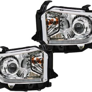 14-18 Toyota Tundra Projector Headlights