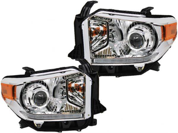 14-18 Toyota Tundra Projector Headlights