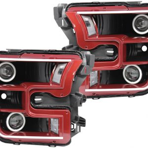 2015-2017 Ford F-150 Projector Headlights