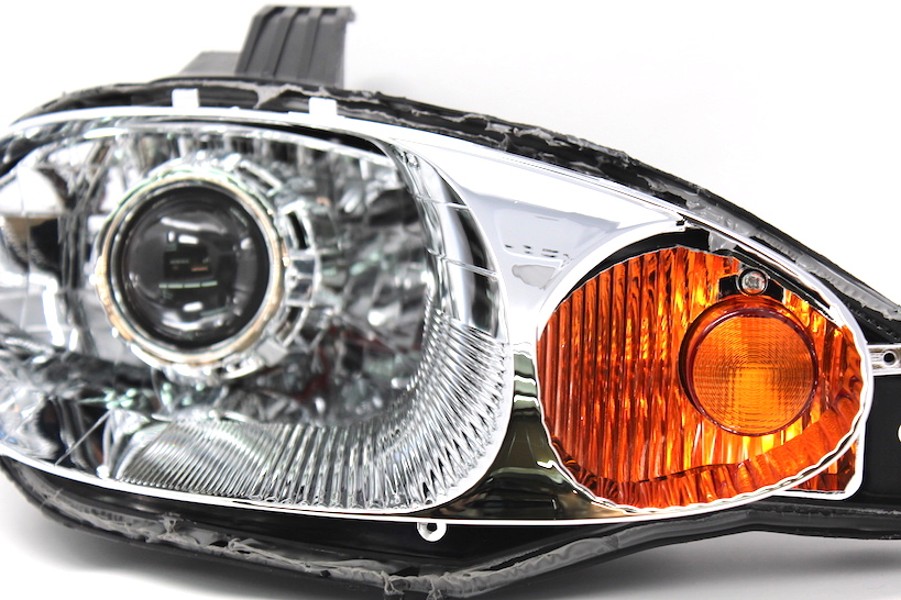 1999 2000 Mazda Miata Mx 5 Hid Projector Headlights