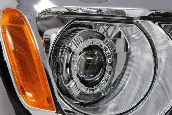 12-15 Honda Pilot Factory Projector Lights