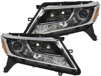 2013-2016 Nissan Pathfinder Switchback LED Headlights