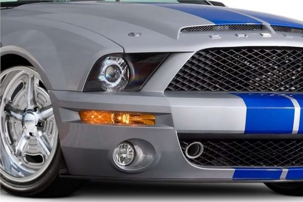 2005-2009 Ford Mustang Retrofit Headlights