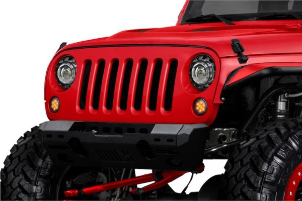 2007-2018 Jeep Wrangler Led Projector Headlights