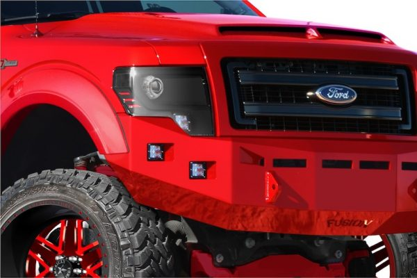 2009-2014 FORD F150 PROJECTOR HEADLIGHTS