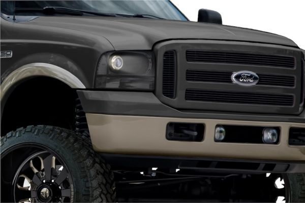 1999-2004 Ford Super Duty Projector Headlights