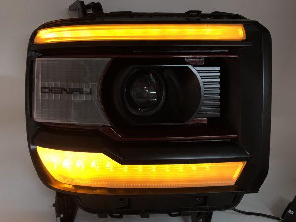 2014-2015 GMC SIERRA RETROFIT LED HEADLIGHTS