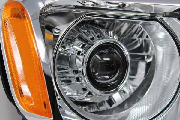 2012-2015 Honda Pilot LED Projector Headlights