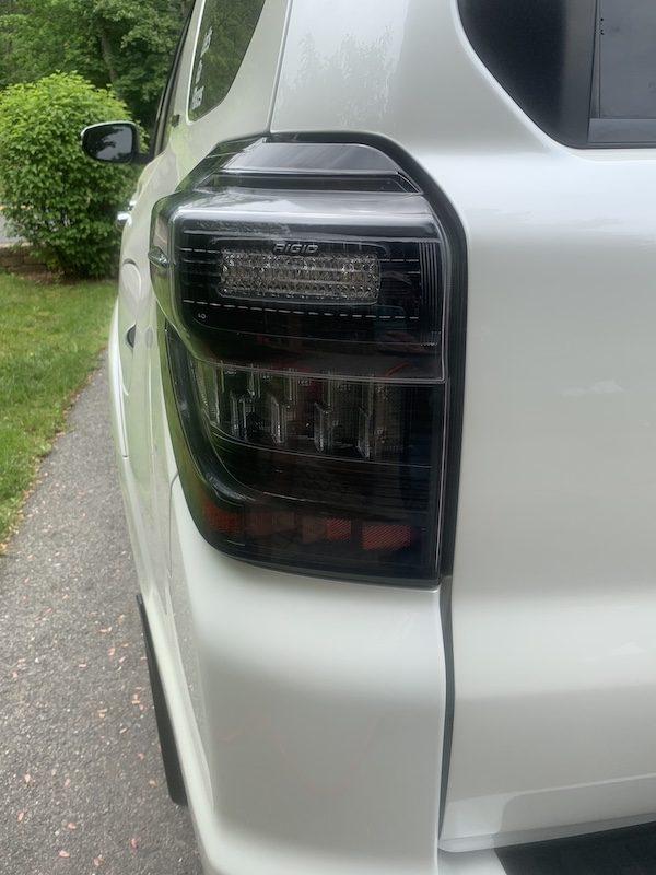 4runner tail lights