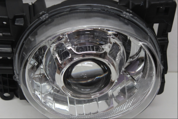 2007-2014 Toyota FL Crusier LED Halo Projector Headlights