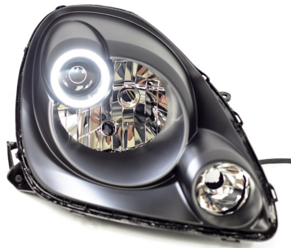 2003-2005 Toyota MR2 Spyder Halo Projector Headlights