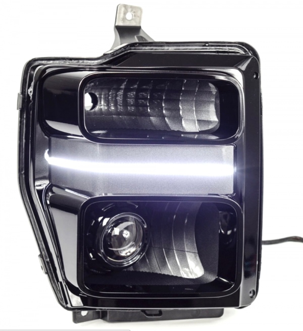 2008-2010 FORD SUPER DUTY LED PROJECTOR HEADLIGHTS
