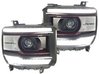 2014-2015 GMC SIERRA RETROFIT LED HEADLIGHTS