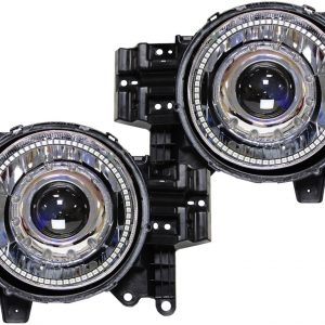 2007-2014 Toyota FL Crusier RGBW Led Halo Headlights
