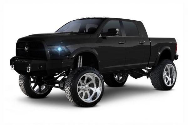 2013+ Dodge Ram Quad Headlights