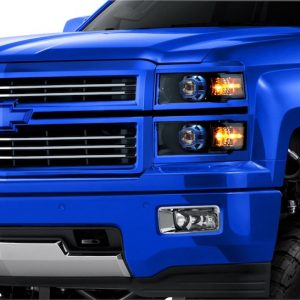 2014-2015 CHEVROLET SILVERADO RETROFIT HEADLIGHTS