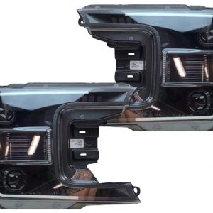 2018 Ford F-150 Intelligent LED Projector Headlights