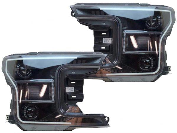 2018 Ford F-150 Intelligent LED Projector Headlights