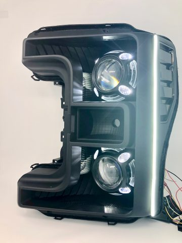 17+ Superduty Switchbacks Led Projector Lights