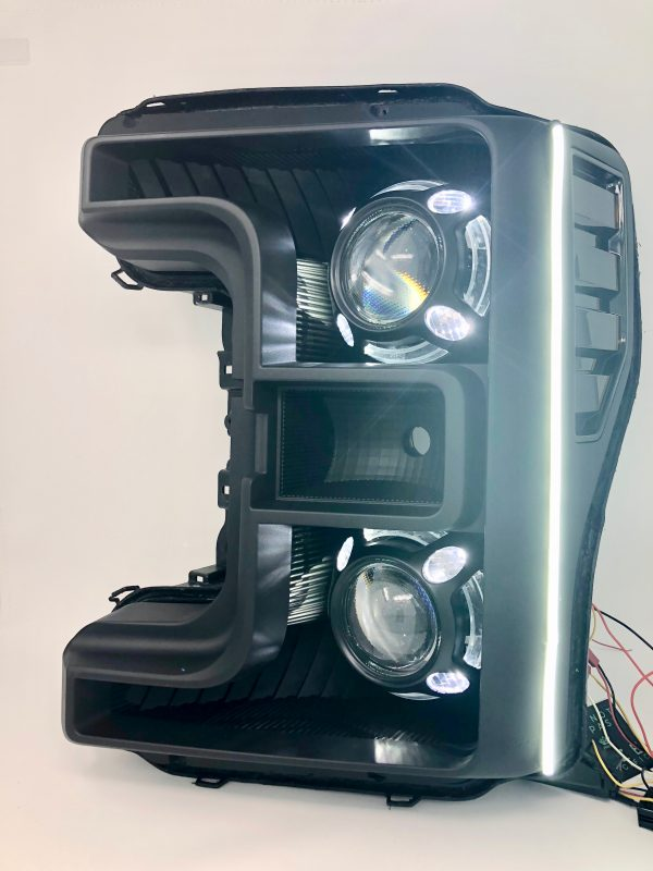 17+ Superduty Switchbacks Led Projector Lights