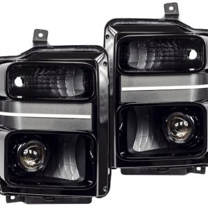 2008-2010 Ford F-250 Superduty LED Projector Headlights