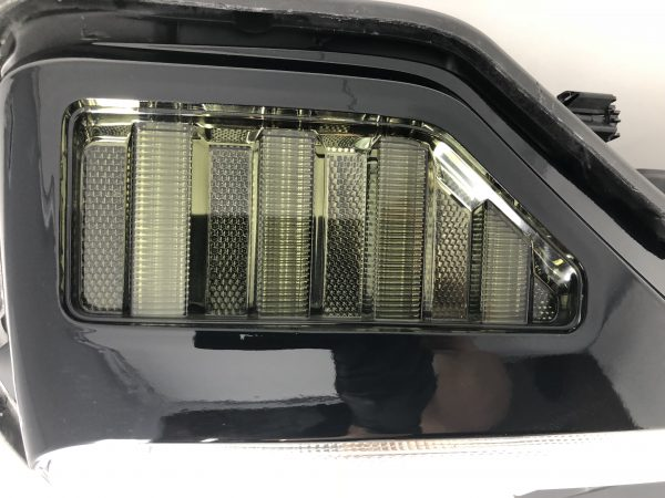 2017-2018 Ford F-350 Superduty Custom Paint Headlights
