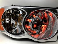 02-05 Dodge Ram LED Halo Projector